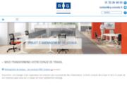 R et G Conseils - Aménagement de bureau et mobilier
