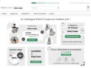 Site officiel de Robot Resto