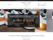 Romain Carré : Stan Smith Customisées et Coques iPhone & MacBook