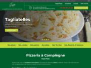 Pizzeria à Compiègne : mangez sain
