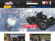 RS Racing - Equipement et Acessoires quad CAN AM
