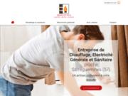R.S.T. RDUCH ET FILS, entreprise de chauffage à Puttelange-aux-Lacs