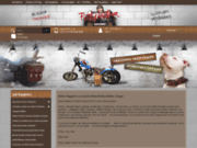 Artisan du cuir dans l'Isère (38) : Rusty Leather - Accueil