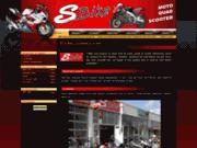 Motos, quads et scooters neufs et occasion -    S-Bike