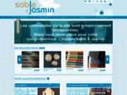Artisanat tunisien chez Sable et Jasmin