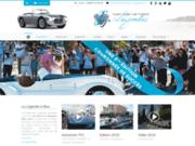 Concours et exposition automobile, Saint-Jean-Cap-Ferrat Légendes