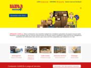 Samo B : votre expert en garde-meuble à Verviers, Liège