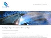Sani Spa, installation et réparation de spa