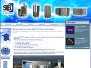 Entreprise de régénération de filtre industriel
