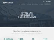 La numérisation de vos documents