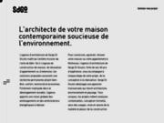 Architecte spécialiste des maisons contemporaines et bioclimatiques à Mulhouse en Alsace