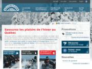 Motoneige au CANADA QUEBEC - SECURITOUR