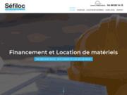 Sefiloc : financement et location de matériels pour professionnels