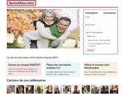 Le site des rencontres amicales ou amoureuses entre seniors