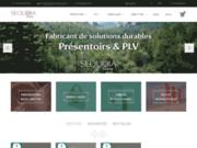 PLV et Présentoir durables