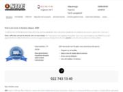SDE Serrurier Urgence Genève et Vaud Dépannage Express