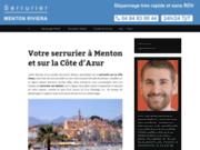 Site officiel Serrurier Menton Riviera