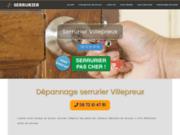 Serrurier Villepreux