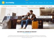 Servi-parking, votre parking à l'aéroport Charleroi