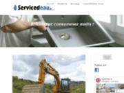 Site Internet de Service d'Eau