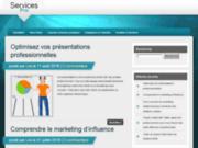 Services Pro, actualités pour professionnels