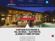 Électricien à Val-de-Reuil 27100