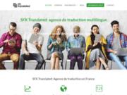 Agence de traduction à Paris: SFX Translated