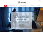 SIAP 25, experts en sécurité à Pontarlier