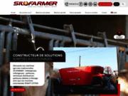 Fabrication de machines agricoles et forestières