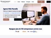 Simplement Agency Création de site Web