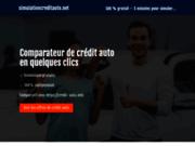 Simulation du crédit automobile