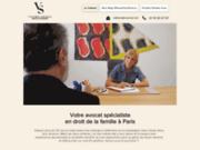 Smadja valérie, avocat de la famille à paris