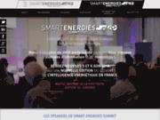 Site internet Smart Energies Summit