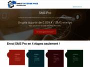 SMS Professionnel : la meilleure solution SMS marketing