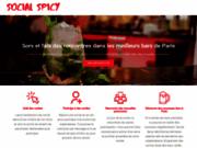 Trouver des amis dans votre ville avec Social Spicy le site de sorties