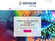 SOFCOLOR : Spécialiste du laquage et du vernissage tous supports près de Metz