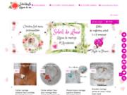 Soleildelune Boutique en ligne de bijoux et accessoires de mariage