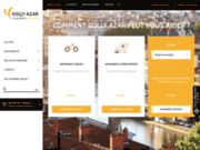 Groupe Solly Azar - Assurance moto