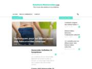 Solutions aux hémorroïdes