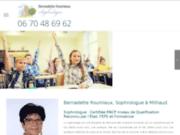Sophrologue à Nîmes, Bernadette Roumieux