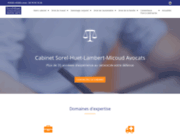 Cabinet d'avocats près de Lyon : Sorel-Huet-Lambert-Micoud