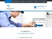 SOS Plombier 92 : votre plomberie devient plus sûre