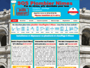 Artisan plombier a Nimes : urgence et dépannage
