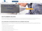 Dépannage plomberie en urgence sur sos-plombier-orleans.com
