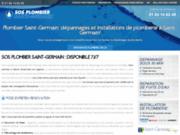 Entreprise de plomberie située à Saint-Germain en Laye