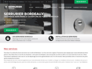 Artisan Serrurier situé à Bordeaux