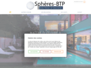Sphères BTP - Maitre d'œuvre près de Strasbourg
