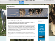 Sport Canin - Le Sport dans l'amour du chien