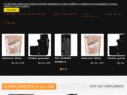 Sport Santé boutique en ligne de vente de compléments alimentaires