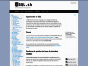 Cours SQL gratuit